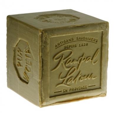 Savon de Marseille extra pur Huile d'Olive cube