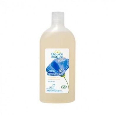 DOUCE NATURE - Lotion nettoyante micellaire bébé - 300ml