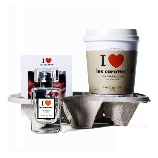 Eau de parfum Love les Carottes - 50ml