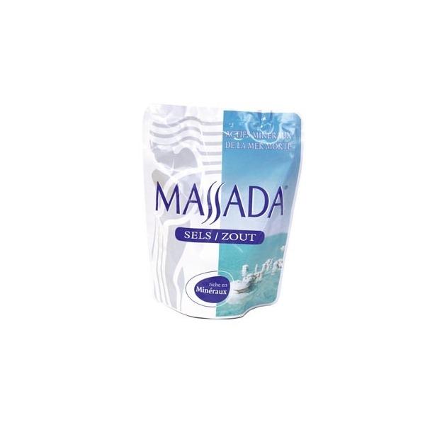 MASSADA -  Sels Mer Morte - 200g