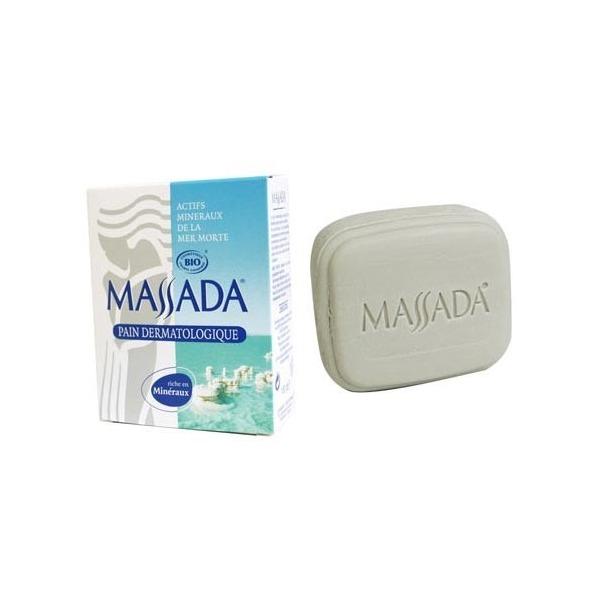 MASSADA - Pain Dermatologique Bio - 100g