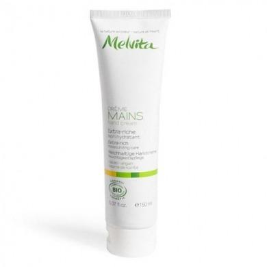 MELVITA - Crème main extra riche - 150ml
