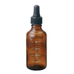 Flacon doseur pour mélange d'huiles essentielles