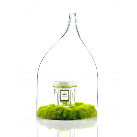 Verrine parfum Nu Green