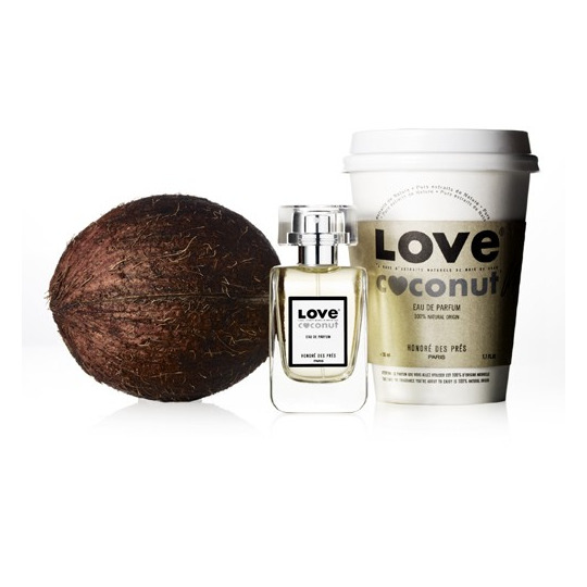 Eau de Love Coconut honoré des prés
