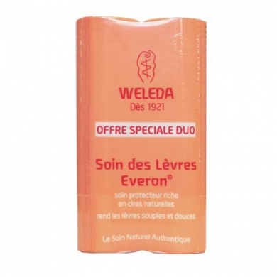 WELEDA - Duo stick lèvres Everon