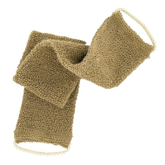 Lanière de massage lin - fibres épaisses