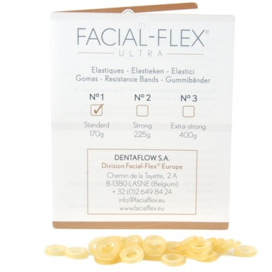 FACIAL-FLEX® - Elastiques de rechange Facial-Flex® Ultra™