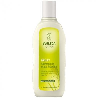 WELEDA - Shampooing usage fréquent au Millet