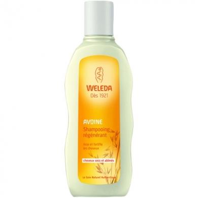 WELEDA - Shampooing régénérant à l'avoine