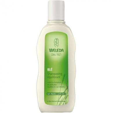 WELEDA - Shampooing équilibrant au blé