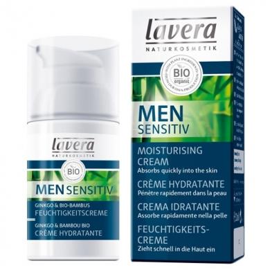 LAVERA - Crème hydratante