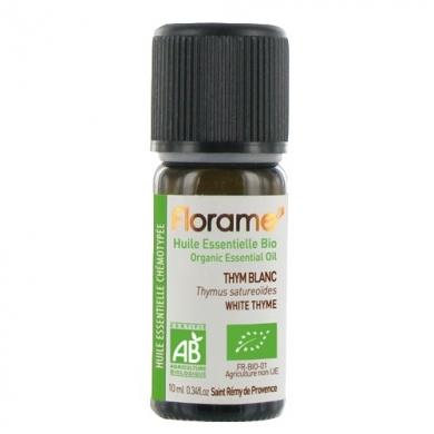 FLORAME - Huile Essentielle Bio THYM BLANC