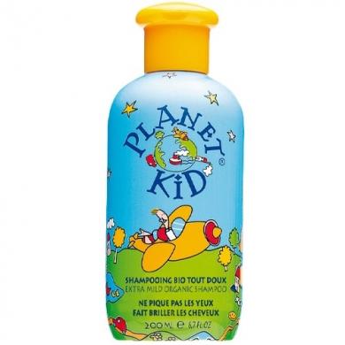Shampooing à l'abricot