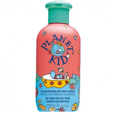 PLANET KID - Shampooing à la framboise