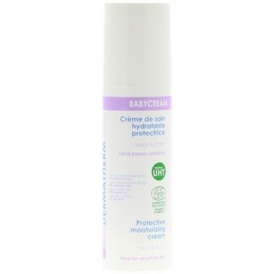 DERMATHERM - Babycream Crème de Soin Hydratante & Protectrice