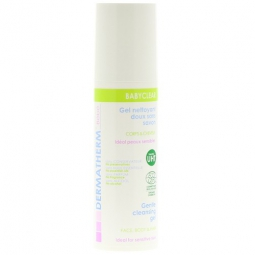 Babyclear Gel nettoyant moussant