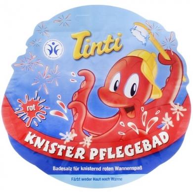 TINTI - Bain soin Crépitant rouge