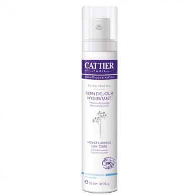 CATTIER - Elixir Végétal Soin de jour Hydratant Cattier