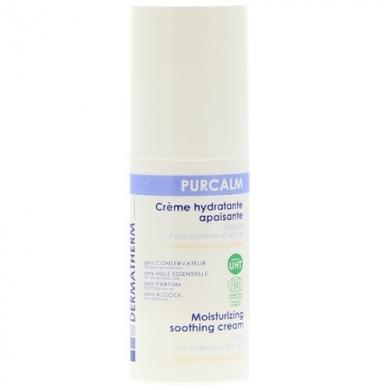 DERMATHERM -  Purcalm Crème Hydratante Apaisante Dermatherm