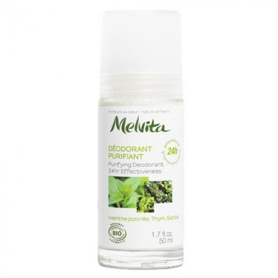 MELVITA - Déodorant Purifiant Efficacité 24h