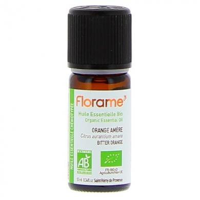 FLORAME -  Huile Essentielle Bio ORANGE AMERE 10ml