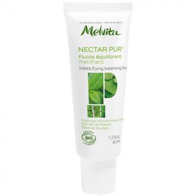 MELVITA -  Fluide équilibrant matifiant Melvita