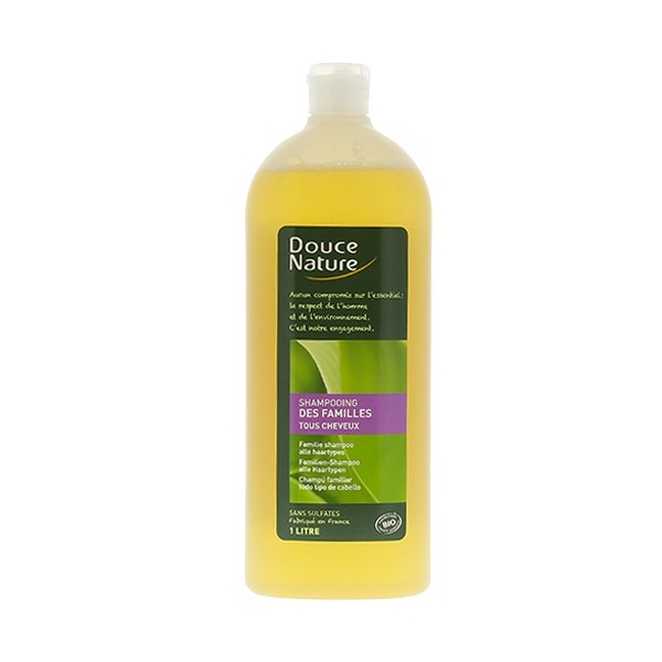 douce nature shampooing