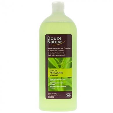 DOUCE NATURE -  Douche Pétillante verveine