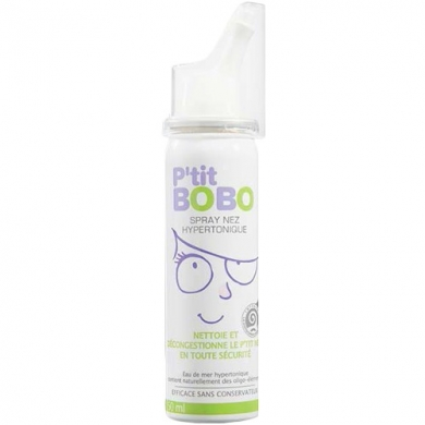 P'tit BOBO -  Spray nez hypertonique