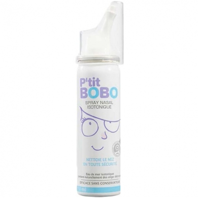 P'tit BOBO - Spray nez isotonique