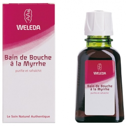 WELEDA - Bain de bouche à la Myrrhe