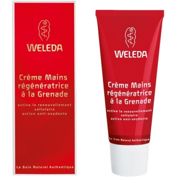 WELEDA - Crème mains régénératrice à la Grenade