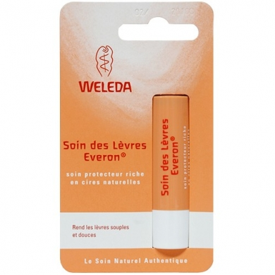 WELEDA - Soin des lèvres Everon