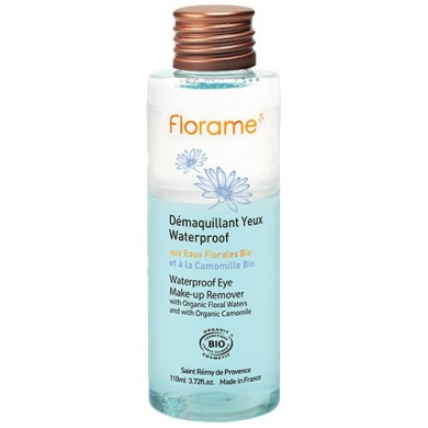 FLORAME - Démaquillant Yeux Waterproof