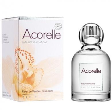ACORELLE - Eau de parfum Fleur de Vanille - Rassurant
