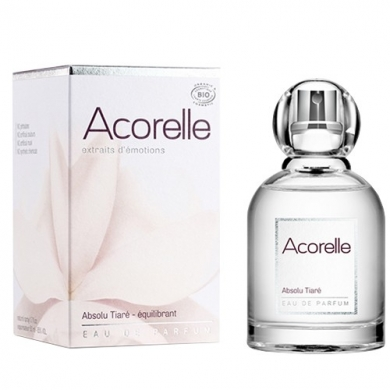 ACORELLE - Eau de parfum Absolu Tiaré - Equilibrant