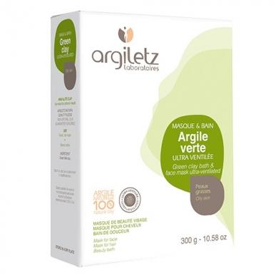 Argile Verte Ultra-ventilée - Peaux Grasses