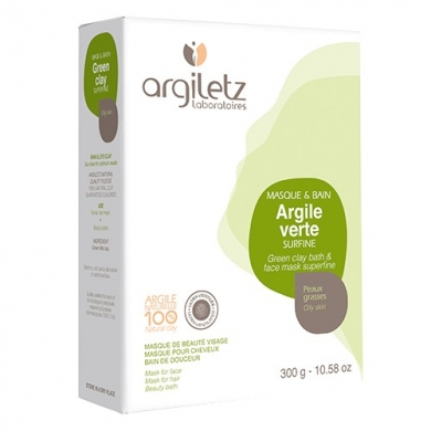 ARGILETZ - Argile Verte surfine