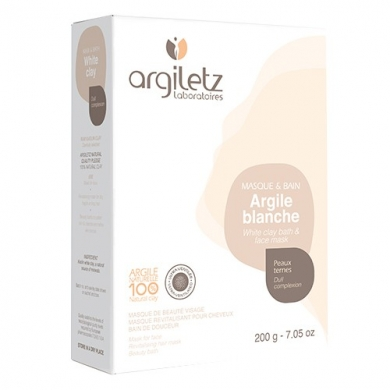 ARGILETZ -  Argile Blanche Ultra-ventilée