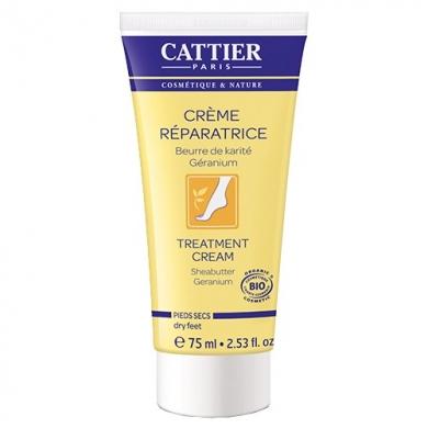 Crème réparatrice pieds