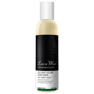 LESS IS MORE - Après-shampooing Aloe et Menthe
