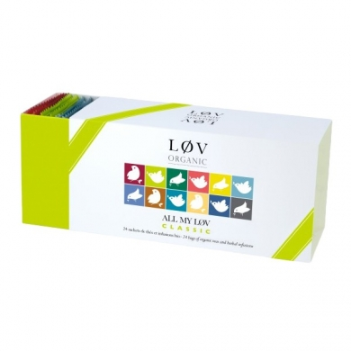 LØV ORGANIC - Coffret All my Løv - Classic