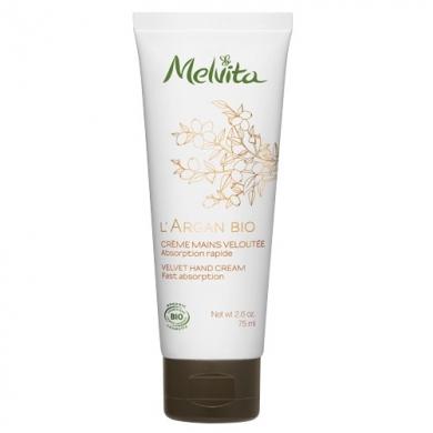 MELVITA - Crème Mains Veloutée L'Argan Bio