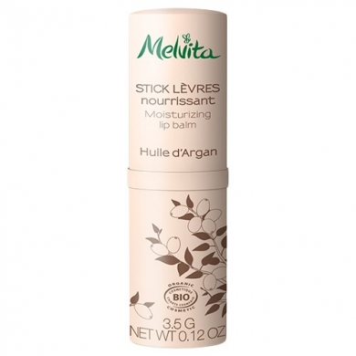 MELVITA -  Stick Lèvres Nourrissant L'argan Bio