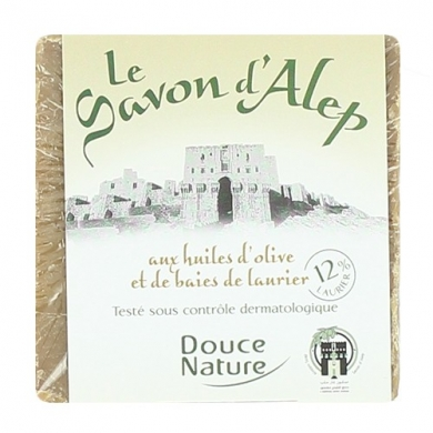 DOUCE NATURE - Savon d'Alep