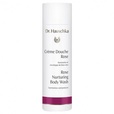 Dr. HAUSCHKA -  Crème Douche Rose