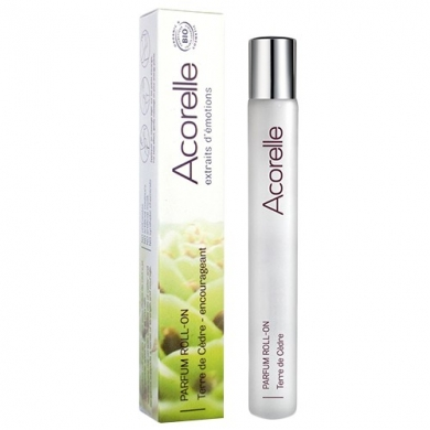 ACORELLE - Eau de parfum Roll-on Terre de Cèdre - Encourageant