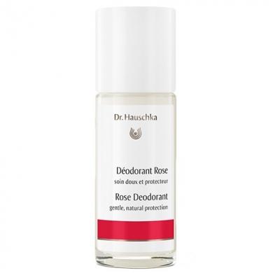 Dr. HAUSCHKA - Déodorant à la Rose