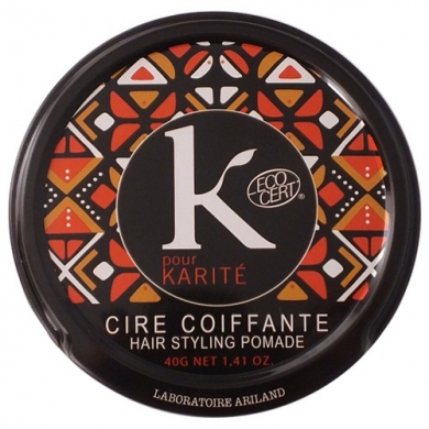 K POUR KARITE - Cire coiffante